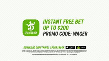 DraftKings Sportsbook TV Spot, 'Something's Wrong: Commercials' - Thumbnail 9