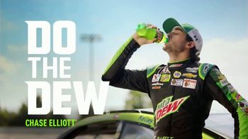 Mountain Dew TV Spot, 'DEW Sling' Feat. Chase Elliott, Song by Rival Sons - 9548 commercial airings