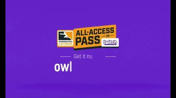 Twitch Overwatch League All-Access Pass TV Spot, 'Backstage' - Thumbnail 10