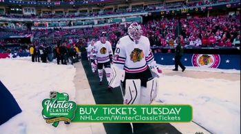 NHL TV Spot, '2019 Winter Classic: Blackhawks vs. Bruins' - Thumbnail 4