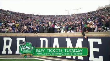 NHL TV Spot, '2019 Winter Classic: Blackhawks vs. Bruins' - Thumbnail 5