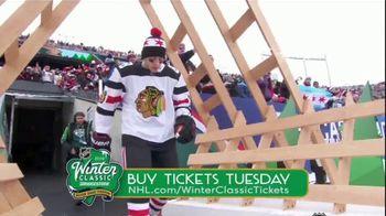 NHL TV Spot, '2019 Winter Classic: Blackhawks vs. Bruins' - Thumbnail 6