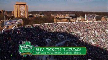 NHL TV Spot, '2019 Winter Classic: Blackhawks vs. Bruins' - Thumbnail 9