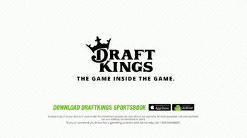 DraftKings Sportsbook TV Spot, 'Doctor-Prescribed App' - Thumbnail 9