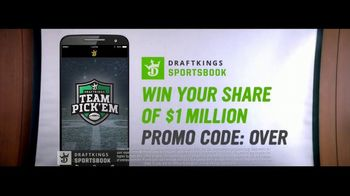 DraftKings Sportsbook TV Spot, 'Doctor-Prescribed App' - Thumbnail 5