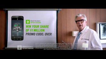 DraftKings Sportsbook TV Spot, 'Doctor-Prescribed App' - Thumbnail 7