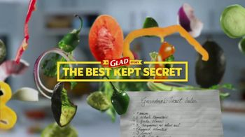 Glad OdorShield with Gain and Febreze TV Spot, 'The Best Kept Secret'