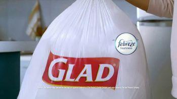Glad OdorShield with Gain and Febreze TV Spot, 'The Best Kept Secret' - Thumbnail 4