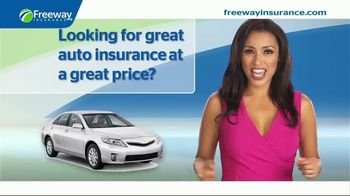 Freeway Insurance TV Spot, 'Great Auto Insurance at a Great Price' - Thumbnail 1