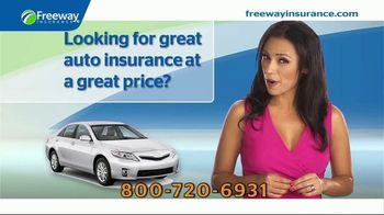 Freeway Insurance TV Spot, 'Great Auto Insurance at a Great Price' - Thumbnail 2