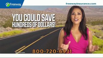 Freeway Insurance TV Spot, 'Great Auto Insurance at a Great Price'