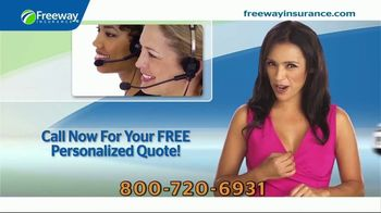 Freeway Insurance TV Spot, 'Great Auto Insurance at a Great Price' - Thumbnail 7