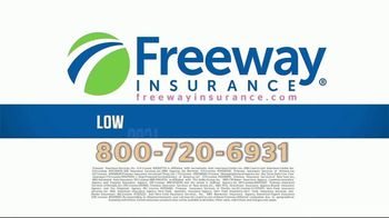 Freeway Insurance TV Spot, 'Great Auto Insurance at a Great Price' - Thumbnail 8
