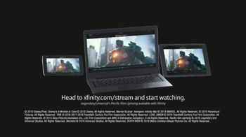 XFINITY Stream App TV Spot, 'On the Go' - Thumbnail 9