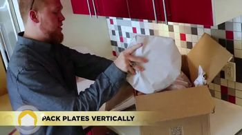 Pods TV Spot, 'HGTV: Pack Like a Pro'