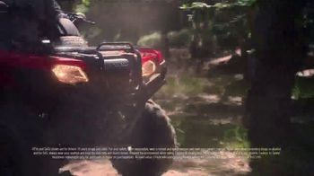 Honda Powersports 4-Wheel Clearance Event TV Spot, 'Seize the Deals' - Thumbnail 3