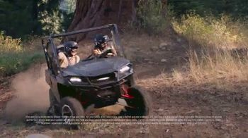 Honda Powersports 4-Wheel Clearance Event TV Spot, 'Seize the Deals' - Thumbnail 4
