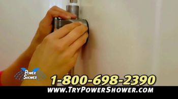 Power Shower TV Spot, 'From Every Angle'