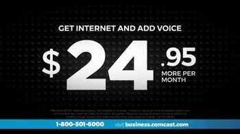 Comcast Business TV Spot, 'Who Delivers More: CenturyLink' - Thumbnail 4