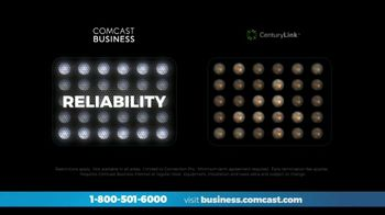 Comcast Business TV Spot, 'Who Delivers More: CenturyLink' - Thumbnail 2