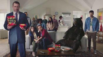 Ritz Crackers Crisp & Thins TV Spot, 'Live Mascot' - 3497 commercial airings