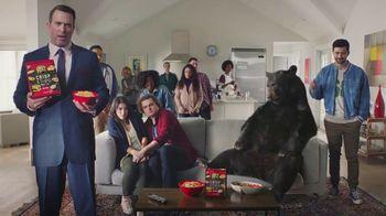 Ritz Crackers Crisp & Thins TV Spot, 'Live Mascot' - Thumbnail 4