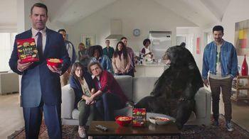Ritz Crackers Crisp & Thins TV Spot, 'Live Mascot' - Thumbnail 5