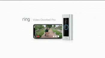 Ring Video Doorbell Pro TV Spot, 'Neighborhood Watch' - Thumbnail 10