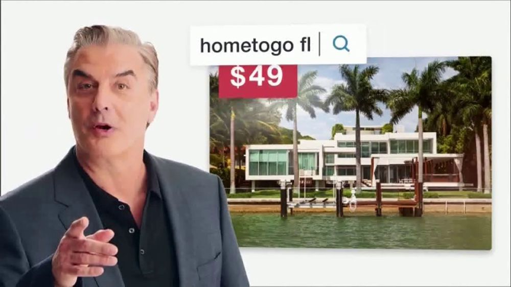 HomeToGo TV Commercial, 'Double Take' Featuring Chris Noth