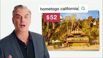 HomeToGo TV Spot, 'Double Take' Featuring Chris Noth - Thumbnail 3