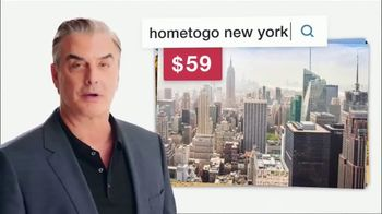 HomeToGo TV Spot, 'Double Take' Featuring Chris Noth - Thumbnail 4