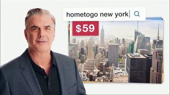HomeToGo TV Spot, 'Double Take' Featuring Chris Noth - Thumbnail 5