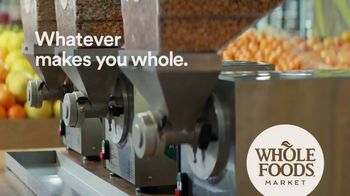 Whole Foods Market TV Spot, 'Whatever Makes You Whole: Nut Butter' - Thumbnail 9