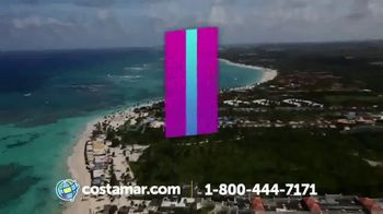 Costamar Travel TV Spot, 'Punta Cana y Cozumel'