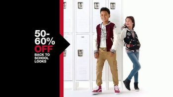 Macy's One Day Sale TV Spot, 'Back to School' - Thumbnail 8