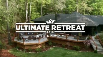 DIY Network TV Spot, '2018 Ultimate Retreat Giveaway' - Thumbnail 8