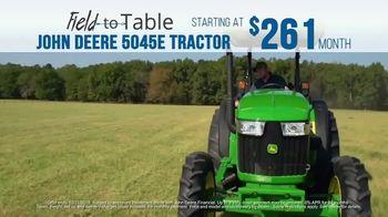 4Rivers Equipment TV Spot, 'Field to Table: John Deere Deals' - Thumbnail 4