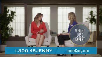 Jenny Craig Rapid Results TV Spot, 'See Change Fast: $120' - Thumbnail 5