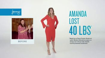 Jenny Craig Rapid Results TV Spot, 'See Change Fast: $120' - Thumbnail 9