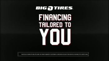 Big O Tires TV Spot, 'Unexpected Expense: No Credit Needed Financing' - Thumbnail 8