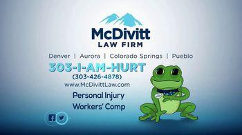 McDivitt Law Firm TV Spot, 'Quick Tip: Social Media' - Thumbnail 10