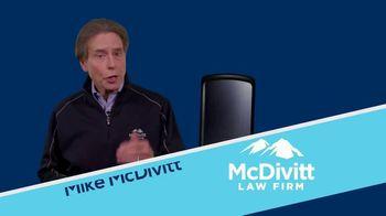 McDivitt Law Firm TV Spot, 'Quick Tip: Social Media' - Thumbnail 4