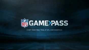 NFL Game Pass TV Spot, 'Dawn of a New Day' - Thumbnail 7