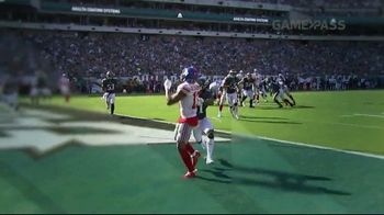 NFL Game Pass TV Spot, 'Dawn of a New Day' - Thumbnail 6
