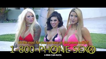 1-800-PHONE-SEXY TV Spot, 'Pool Party' - Thumbnail 9