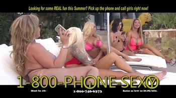 1-800-PHONE-SEXY TV Spot, 'Pool Party' - Thumbnail 2