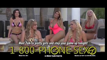 1-800-PHONE-SEXY TV Spot, 'Pool Party' - Thumbnail 3