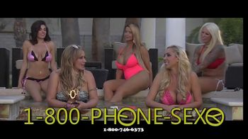 1-800-PHONE-SEXY TV Spot, 'Pool Party' - Thumbnail 5