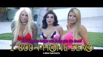 1-800-PHONE-SEXY TV Spot, 'Pool Party' - Thumbnail 7