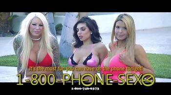 1-800-PHONE-SEXY TV Spot, 'Pool Party' - Thumbnail 8